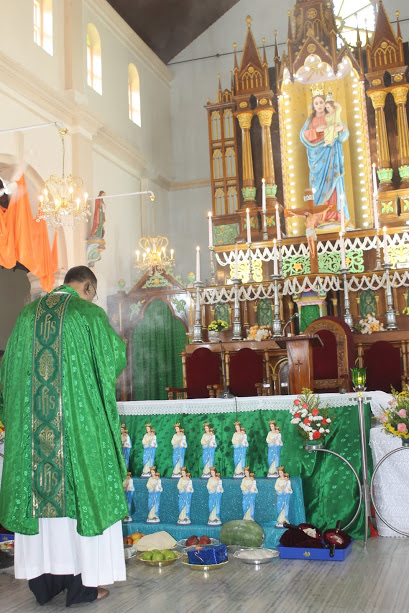 Our Lady of Miracles statue visits all wards of Milagres Cathedral from 16th October