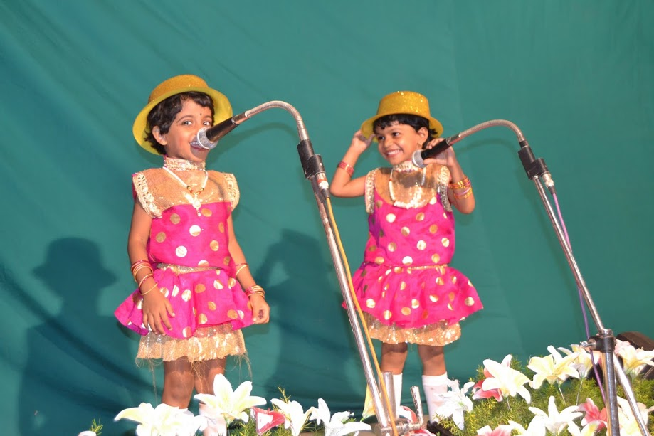 Milagres Kindergarten School celebrated its glittering annual day with super performances