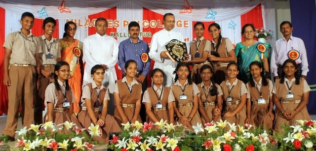 Milagres PU College organises Udupi and D.K. districts level Pratibhotsava for high school students