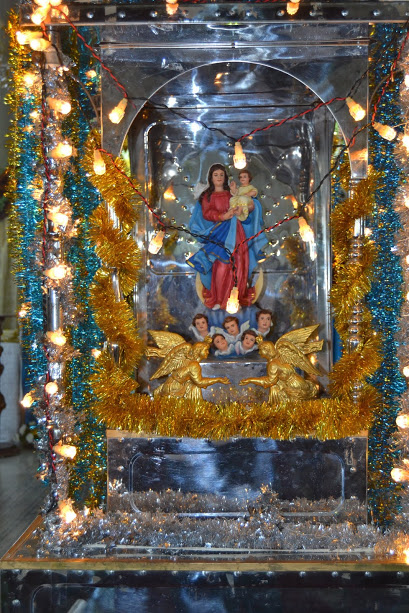 Milagres Cathedral observed the eve of Annual Feast with devotional Vespers' evening