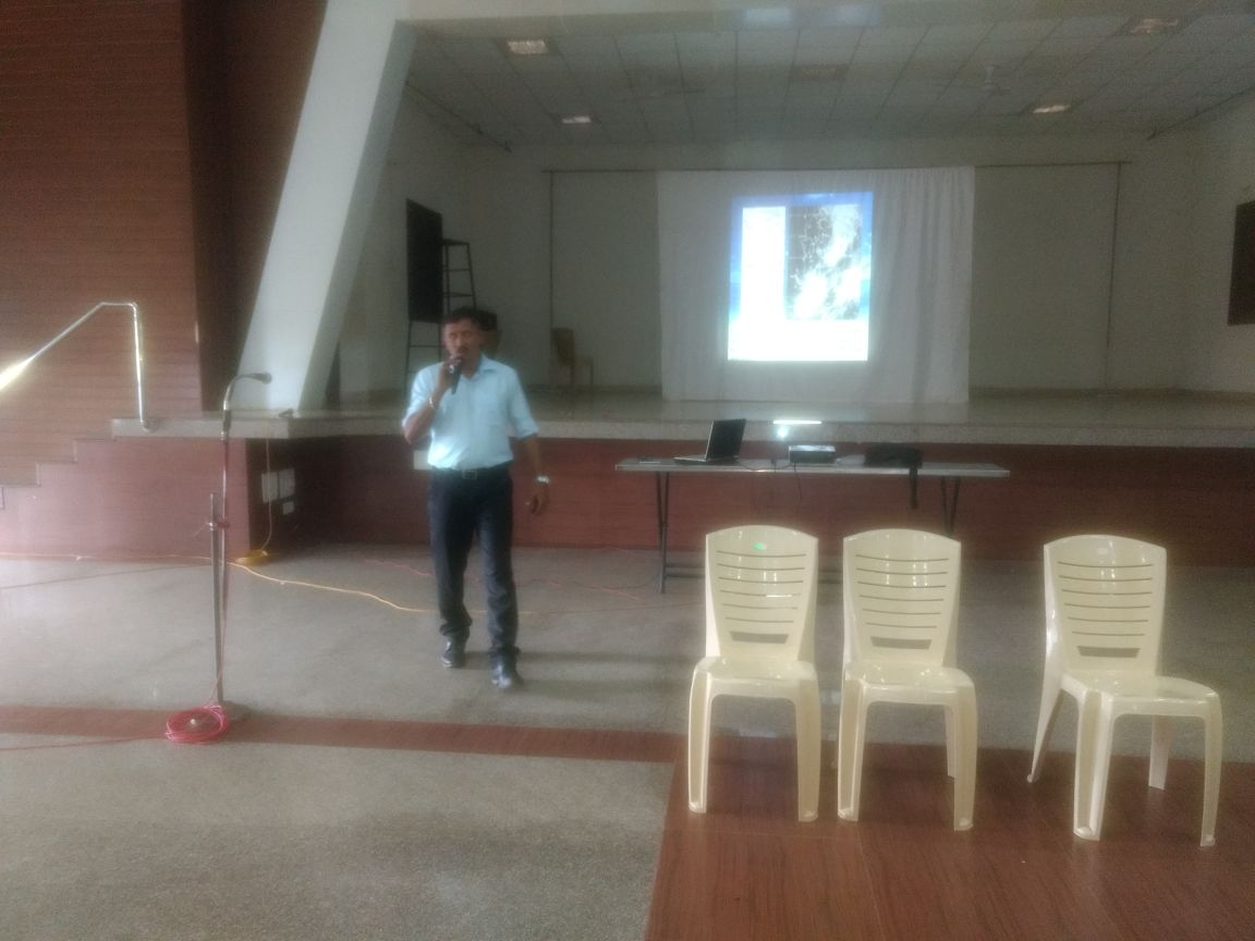 Workshop on Water Conservation held at Milagres Cathedral, Kallianpur