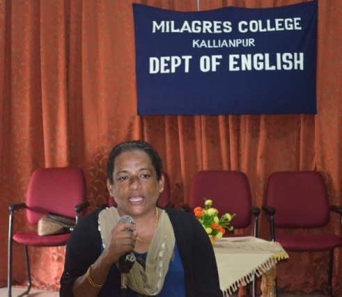 """Milagres College : An interactive session on """"HIV Positive : A Humanistic Approach"""""""