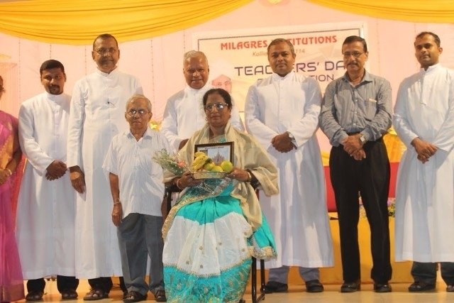 Milagres Educational Institutions celebrated Teachers' Day with unity and enthusiasm