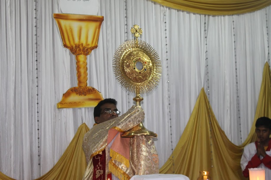 Milagres Cathedral Kallianpur observed Confraternity (Compri) Sunday with devotion and gaiety