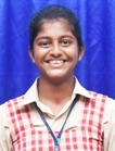 Milagres school SSLC student from Nejar to represent State U-17 Girls Volleyball Team