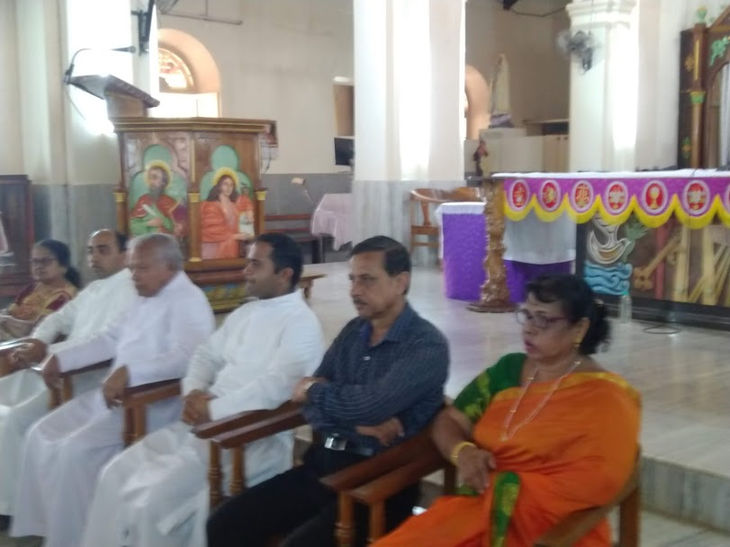 "Milagres Cathedral celebrates ""Annual Catechism Day"""
